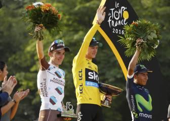 Greipel se impone en París y Froome gana su tercer Tour