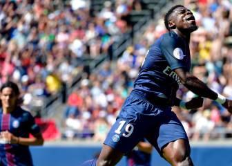 El PSG de Emery sigue con pie firme y acaba con el Inter
