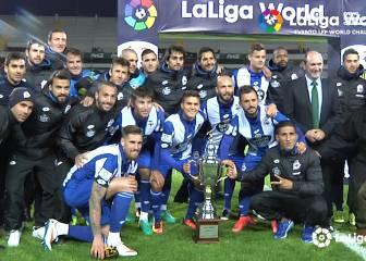 El Deportivo gana al Peñarol: así fue su paso por Montevideo