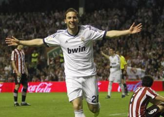 Los 10 mejores goles de Higuaín en el Madrid