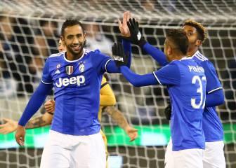 Resumen y goles del Juventus - Tottenham