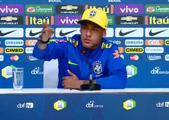 Neymar, a un periodista: ¿Por qué no puedo salir de fiesta?