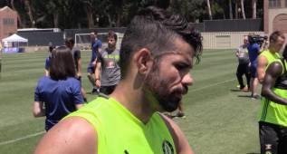 """Diego Costa avala a Conte: """"Tiene mucha ilusión"""""""