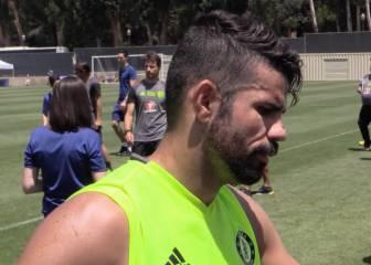 Diego Costa avala a Conte: