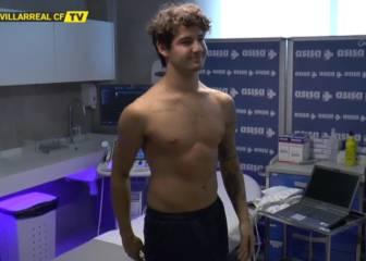 Pato pasa el reconocimiento médico con el Villarreal