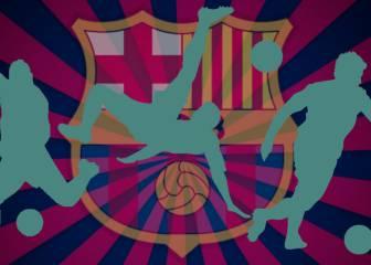 El Barça busca 'nueve': los 7 candidatos a la delantera culé