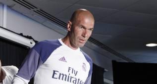 """Zidane: """"Nos faltó un poco más de agresividad"""""""