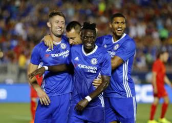 El Chelsea se impone al Liverpool con un gol de Cahill