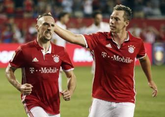 El Bayern cae ante el Milán en los penaltis