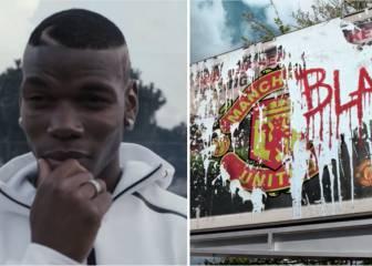 Pogba y el United, juntos en el nuevo anuncio de su marca