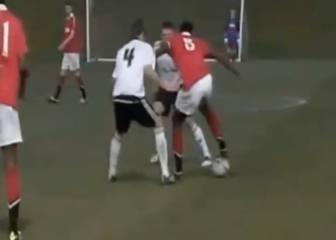 Las barbaridades que dejó un joven Pogba con el United