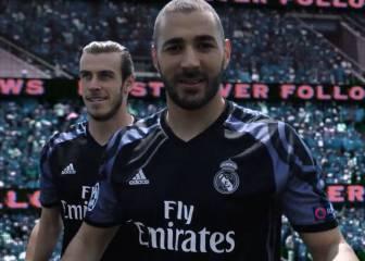 ¡On fire! Benzema motiva a sus compañeros con este vídeo
