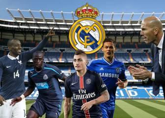 El 'plan D' de Zidane para el medio: se acaban las opciones...