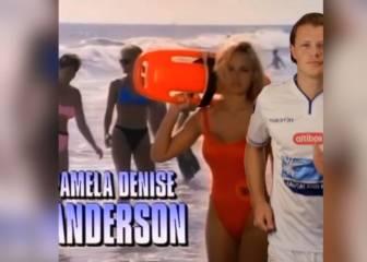 ¡Qué hot! Pamela Anderson inspira a un club noruego