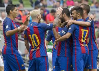 Resumen y goles del Barcelona-Celtic Glasgow