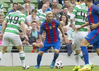 Messi siempre ve el fútbol más rápido: la jugada de la MSM