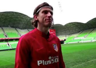 Filipe sobre Australia: