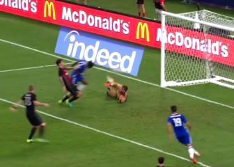 El Chelsea se impone al Milan con goles de Oscar y Traoré