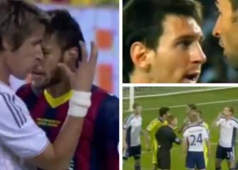 De Messi a Costa: las broncas más sonadas de los cracks