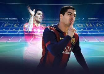 La historia del 'Pistolero' Suárez en Liverpool: leyenda rebelde