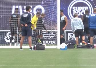 ¿Una genialidad de Casillas o un simple detalle técnico?