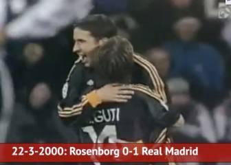 Los partidos del Real Madrid en el campo del Rosenborg