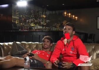 Lo más gracioso de la gira del Bayern: ojo al mote de Bernat
