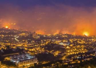Cristiano ayudará a Funchal, cercada por un incendio