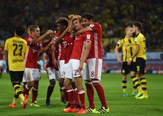 Vidal y Müller dan a Ancelotti la Supercopa de Alemania