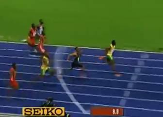 7 años del récord del mundo de Bolt en los 100 metros lisos