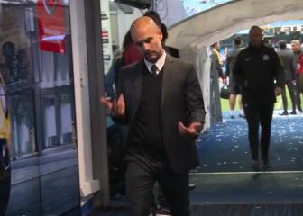 A Guardiola no le convenció su debut: ¡Acabó hablando solo!