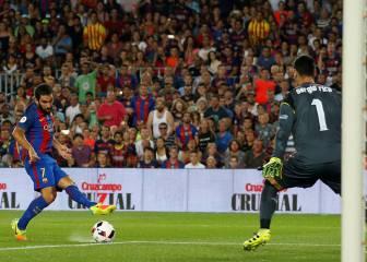 Se desató el 'ardaturanismo' en el Camp Nou: ¡magia turca!