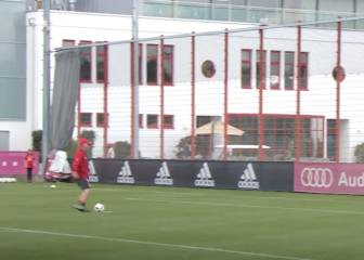 El golazo de la pretemporada del Bayern es de... ¡Ancelotti!