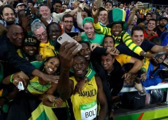Así se narraron por el mundo los 200 metros de Usain Bolt