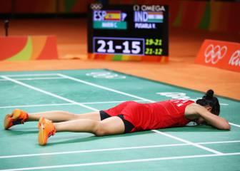 El punto y las lágrimas de Carolina al ganar el oro en Río