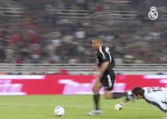 ¿Recuerdan los golazos de Ronaldo y Figo en Anoeta?