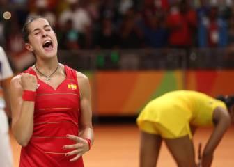 Carolina Marín gana a Shindu y se lleva el oro olímpico en Río