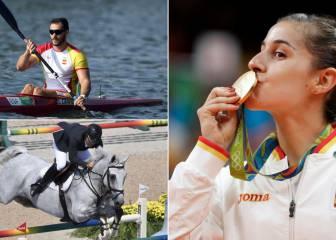 Vídeo y resumen de la jornada 14 de los Juegos Olímpicos