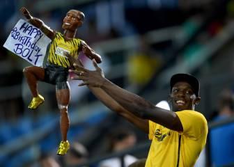 Los 9 oros olímpicos de Usain Bolt en tan solo 3 minutos