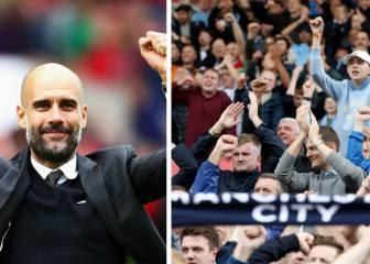 Los fans del City ya tienen nuevo cántico para Guardiola