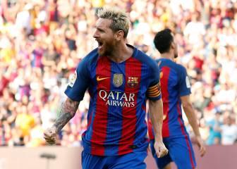Pasen y vean el genial recital de Messi en su estreno