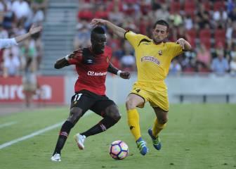 Todos los goles del Mallorca-Reus de la Liga 1,2,3