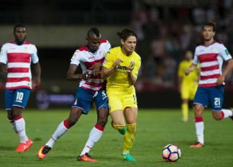 Todos los goles del Granada-Villarreal de la Jornada 1