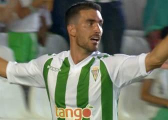 Todos los goles del Córdoba-Tenerife de la Liga 1,2,3