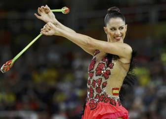 El precioso adiós de Carolina a la gimnasia rítmica olímpica
