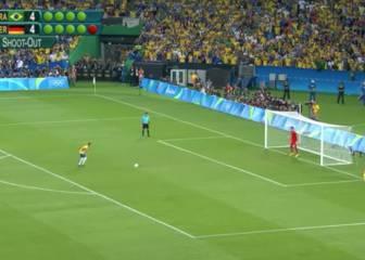 La 'paradinha' de Neymar no podrá realizarse en La Liga