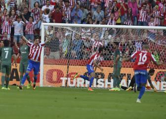 El Sporting ilusiona en el estreno y liquida al Athletic