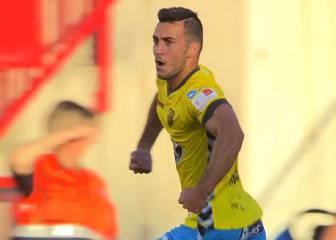 Álex López rescata al Nástic con un empate en el 91'
