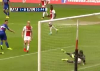 Resumen de la liga holandesa: el Ajax vuelve a tropezar