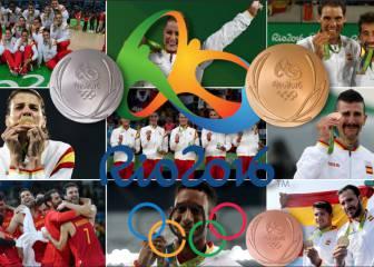 ¡Gracias Campeones!: Las imágenes de las 17 medallas
